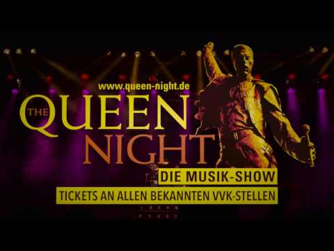 The QUEEN NIGHT - Die Musik-Show - live