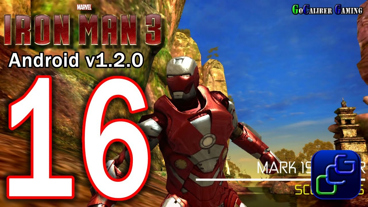 Iron Man 3 - Android - Download Apk