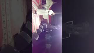 بوشعب ابعمران. مع فاطمة تبعمرانت بمنصة مهرجان الخروب في دورة الأولى بجماعة امولا