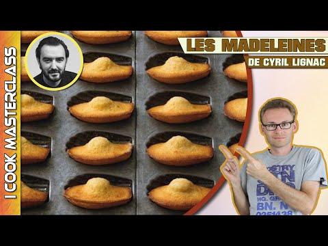 ✅-les-madeleines-de-cyril-lignac-:-la-recette-inratable-des-madeleines-au-miel-du-chef-!