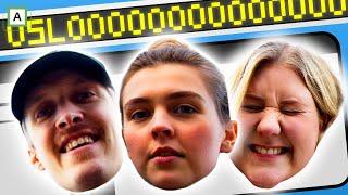 4ETGs guide til Oslo (Annika og Martha flasher titsa!!!!)
