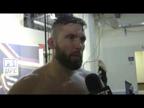 Fight Night Las Vegas: Jeremy Stephens Backstage Interview
