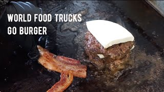 World Food Trucks | Go Burger | Episode 42