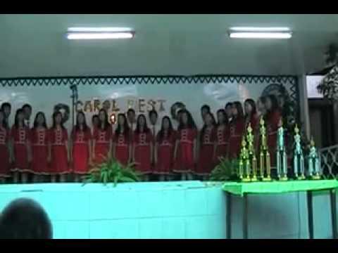 Manila Science High School IV-Newton Waka Waka: Ngayo