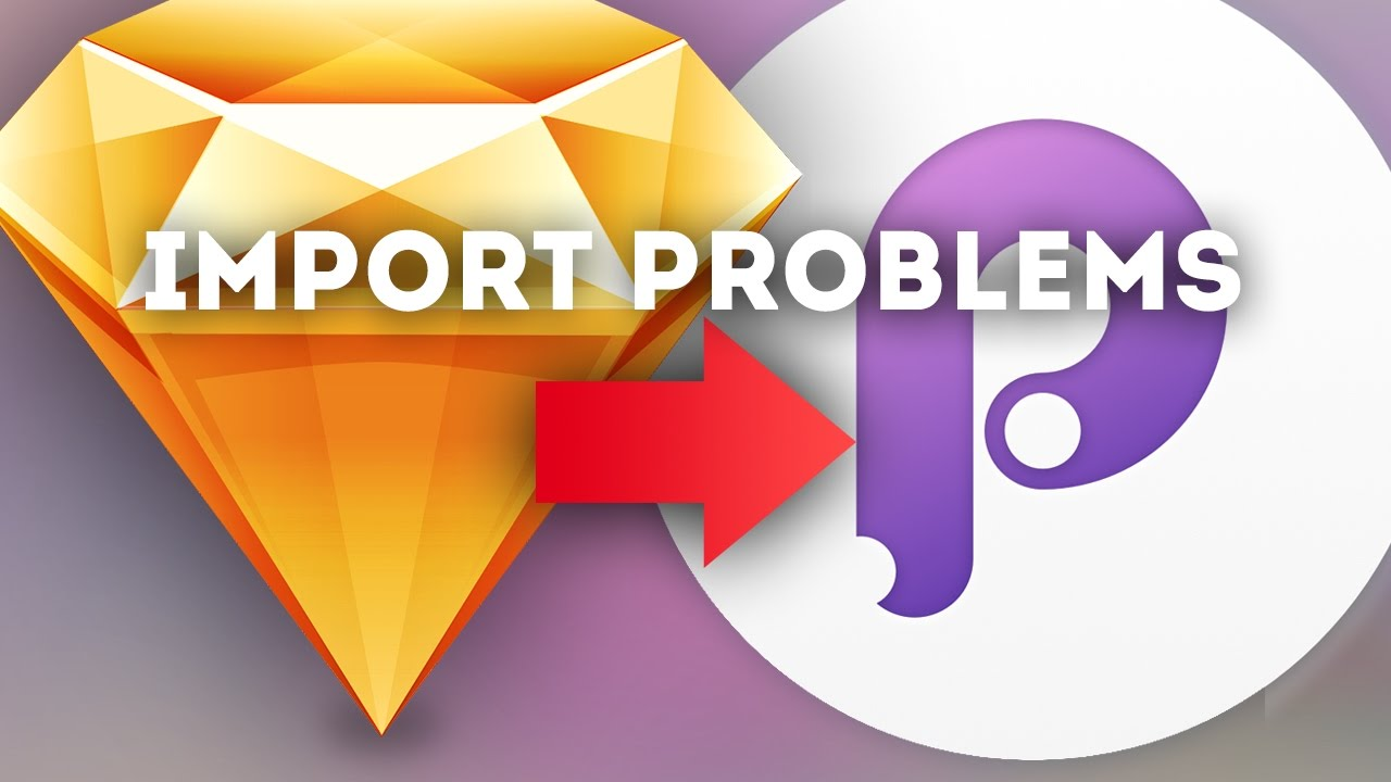 (Annoying) Problems when importing Sketch Files to Principle