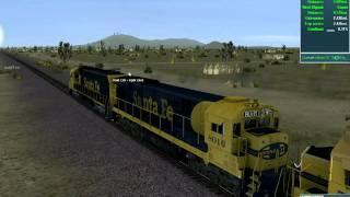 Trainz Train Simulator 2012 Gameplay Video TS12 of year 2011