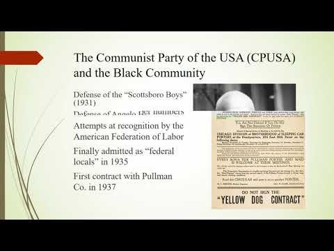 Hist 362 Lecture 16 Grassroots Poltiics