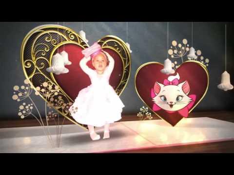 Aniversário da princesa Ana Vitória  2anos Tema  da Gata Marie