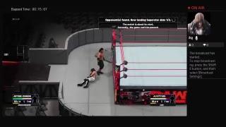 Antoine Johnson WWE 2K18 Highlighs