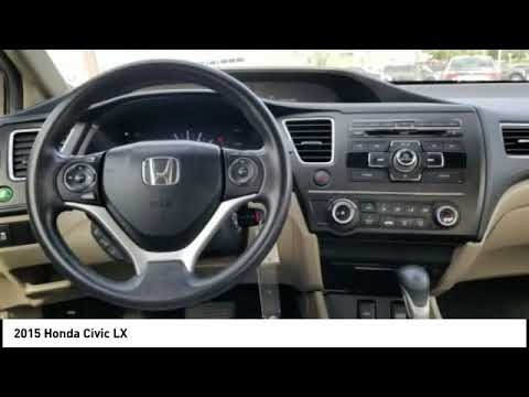 2015 Honda Civic Morristown TN P10137B