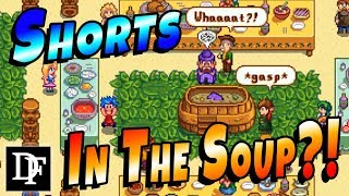 Mayor's Purple Shorts In The Soup! New Luau Event! - Stardew Valley 1.3