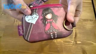 Santoro Gorjuss Ladybird wallet purse pénztárca