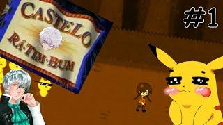 Mogeko Castle - Castelo RáTimBum dos Pikachus #1