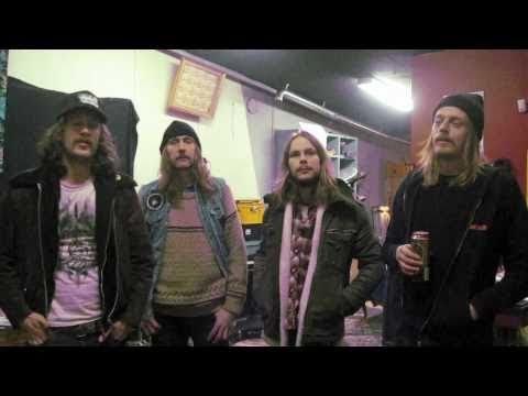GRAVEYARD - Hisingen Blues - (OFFICIAL PROMO)