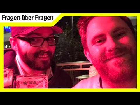 Mein Abend mit MrTrashpack | YouTube als Beruf | Fragen über Fragen