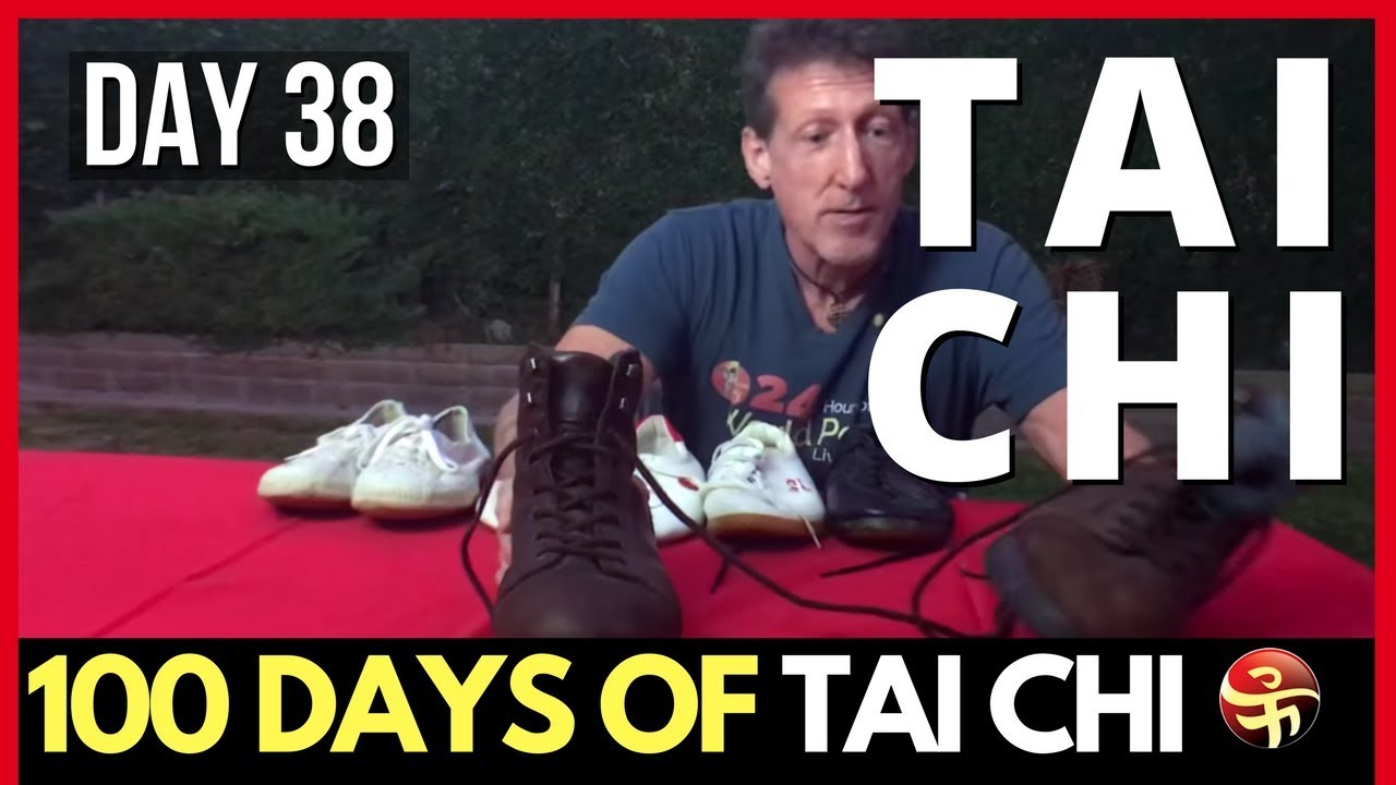 The Best Shoes for Tai Chi | 100 Days