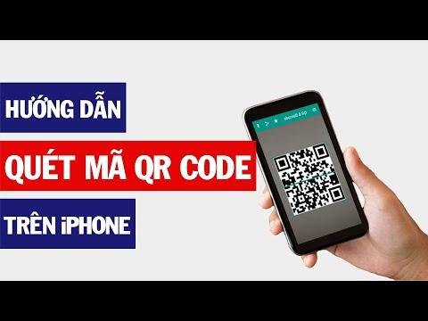Mẹo quét mã QR trên iPhone | Bệnh viện điện thoại 24h