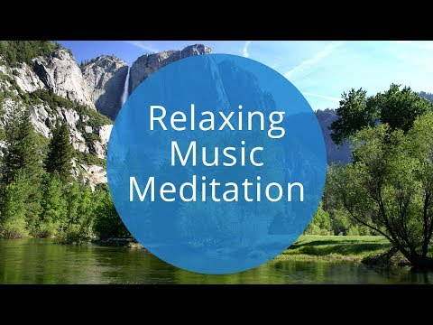 Relaxing Music Meditation - Relax Your Mind and Body in 15 minutes
