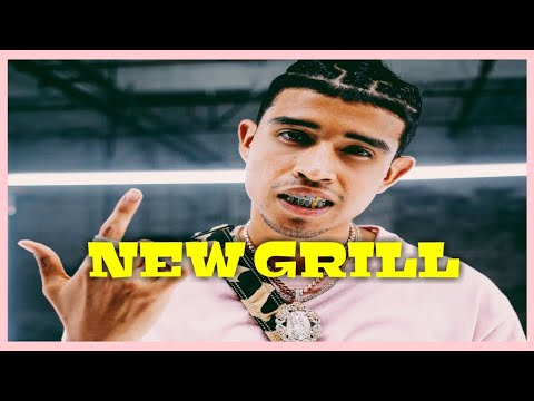 KAP G SHOPPING FOR A NEW GRILL PIECE!