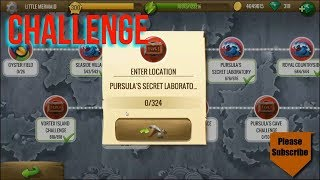 Pursula's Secret Laboratory (Challenge) - Diggy's Adventure