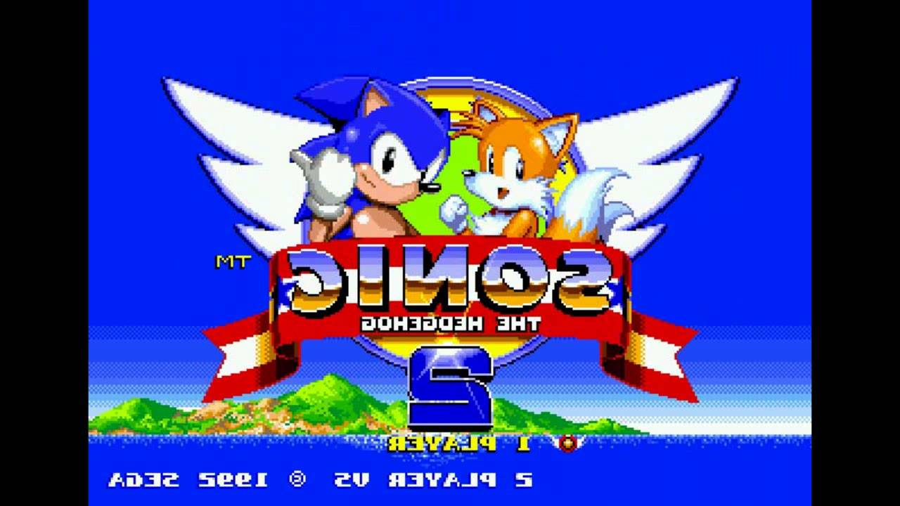 Download Sonic The Hedgehog 2 - Chemical Plant Zone (Reversed)