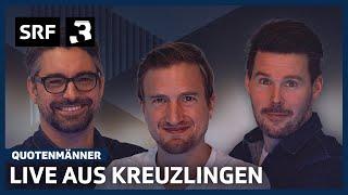 Quotenmänner: LIVE aus Kreuzlingen
