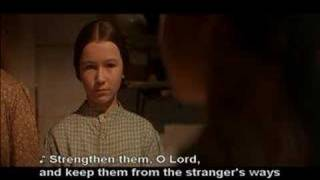 Fiddler on the roof - Sabbath prayer ( with subtitles )
