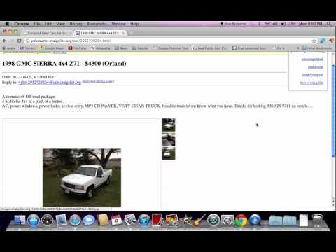 Craigslist Yuba Sutter CA - Used Dodge and Chevy Trucks