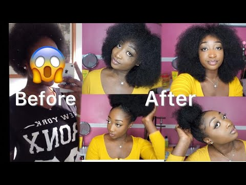 top-tips-for-natural-hair-growth-4-quick-&-easy-hairstyles