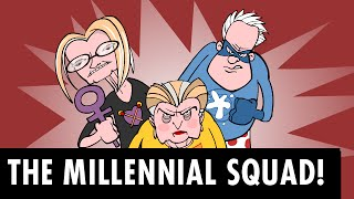 The Millennial Squad