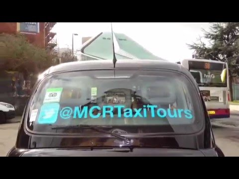An Introduction To Manchester Taxi Tours