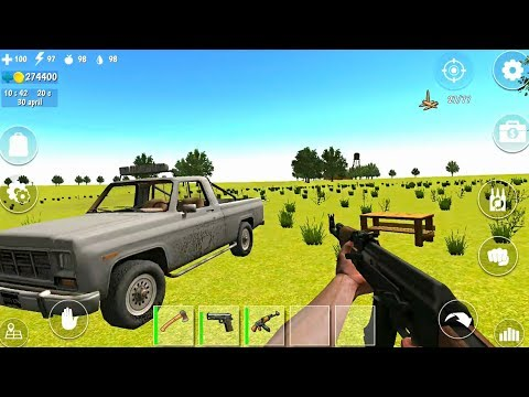 Ocean Is Home Survival Island - Car Found - Android Gameplay FHD