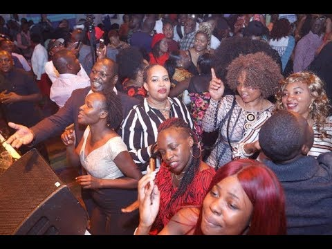 """Rachel Magoola """"Obagaina"""" UK Convention After Party @Troxy"""