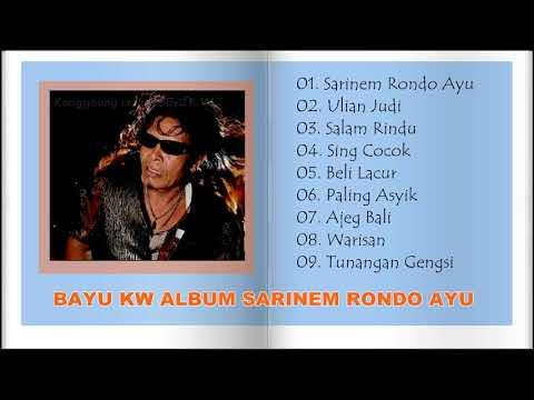 BAYU KW ALBUM SARINEM RONDO AYU