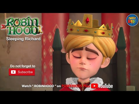 Download Robin Hood | Season 2 | Sleeping Richard | PowerKids Plus