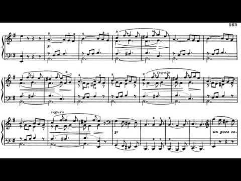 Beethoven Piano Sonata No. 30 in E major, Op. 109 / Wilhelm Kempff