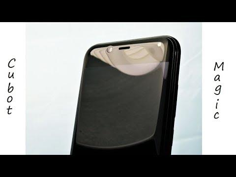 Cubot Magic - Starkes Smartphone im Curved Design - Unboxing - Deutsch