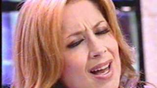 Lara Fabian - Love by grace, Amazing grace (acapella) & I will love again (Live at Super Positivo)