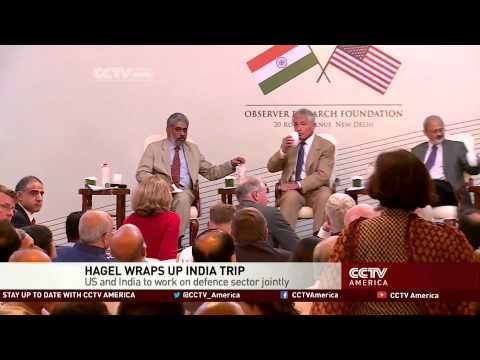 US and India to work on defence sector jointly