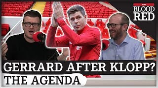 The Agenda: Jurgen Klopp - Steven Gerrard Liverpool Jigsaw