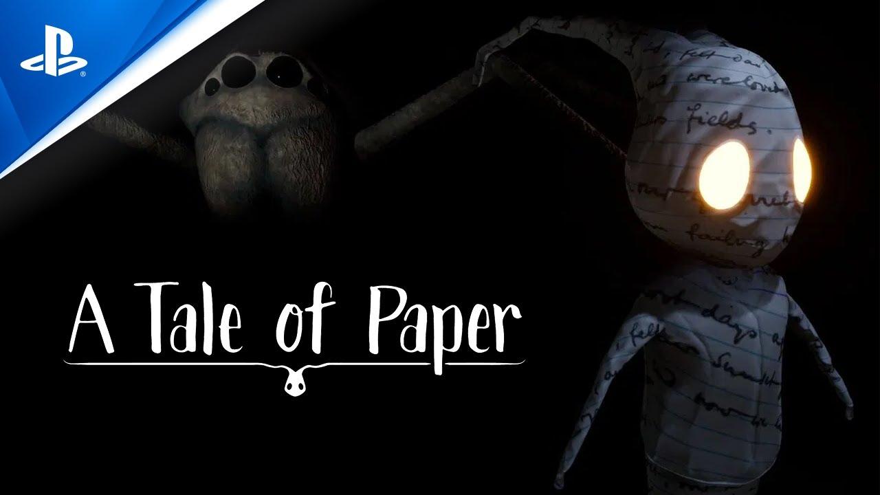 A Tale of Paper - Tráiler PS4 de lanzamiento | PlayStation España