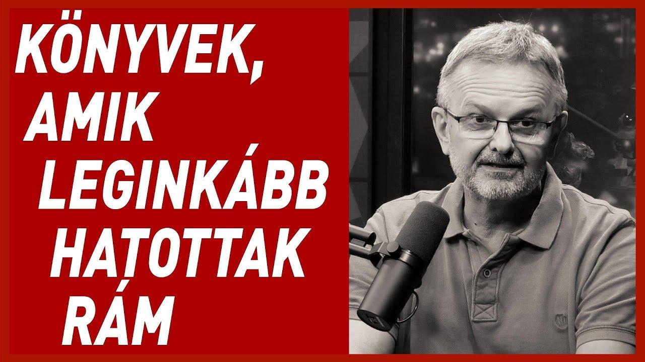 Debreczeni József, rendszerváltó politikus /// a Friderikusz Podcast könyvajánlója 8.