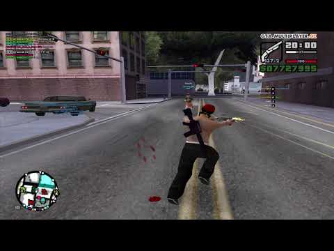 GTA San Andreas Multiplayer WTLS Sawn-Off Montage No. ??