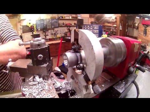 2015 Christmas Cannon Build Part 2 of 6   Barrel