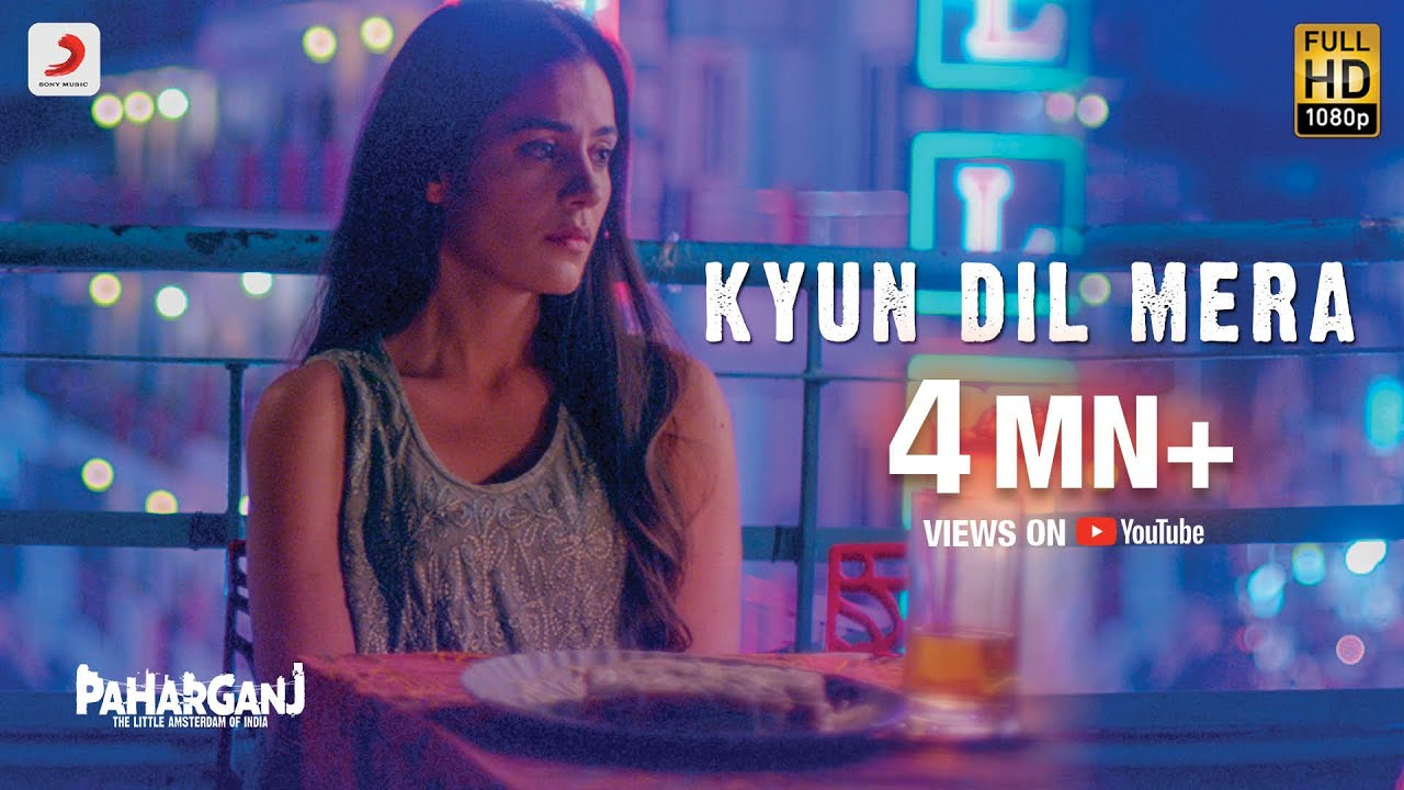 Latest Hindi Song Kyun Dil Mera Sung By Mohit Chauhan