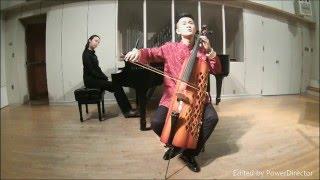 Horse Racing 赛马 --- Bamboo Cello Version竹大提琴版本