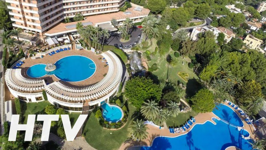 Hotel gpro valparaiso palace spa en palma de mallorca - Spas palma de mallorca ...