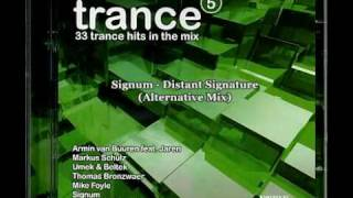 Distant Signature (Alternate Mix)