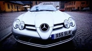 Mercedes SLR Oslo Challenge Part 2 - Top Gear - BBC