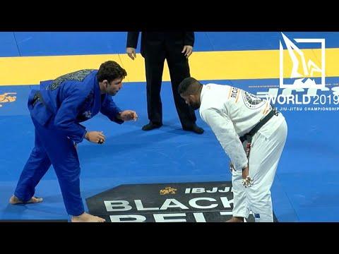 "Marcus ""Buchecha"" Almeida VS Ricardo Evangelista / World Championship 2019"